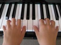 ディアピアノ教室ではきちんとした基礎をご指導